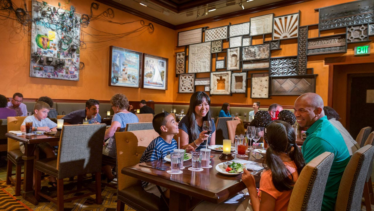 Tiffins Opens Today at Disney's Animal Kingdom | Disney Parks Blog