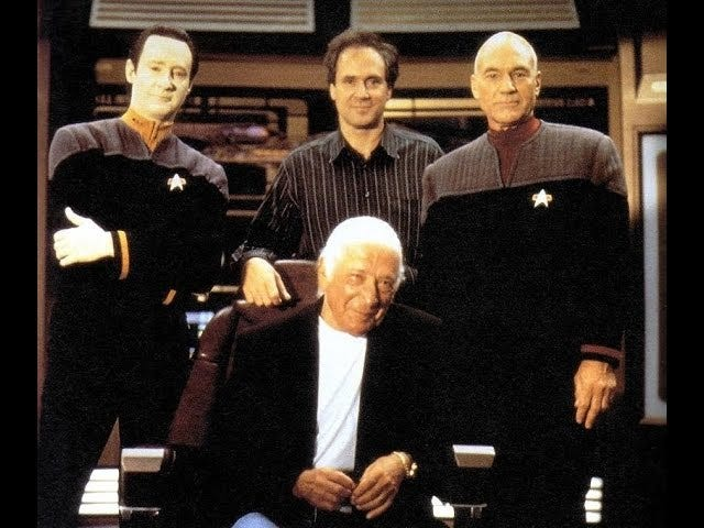 Star Trek Tribute to Jerry Goldsmith - YouTube