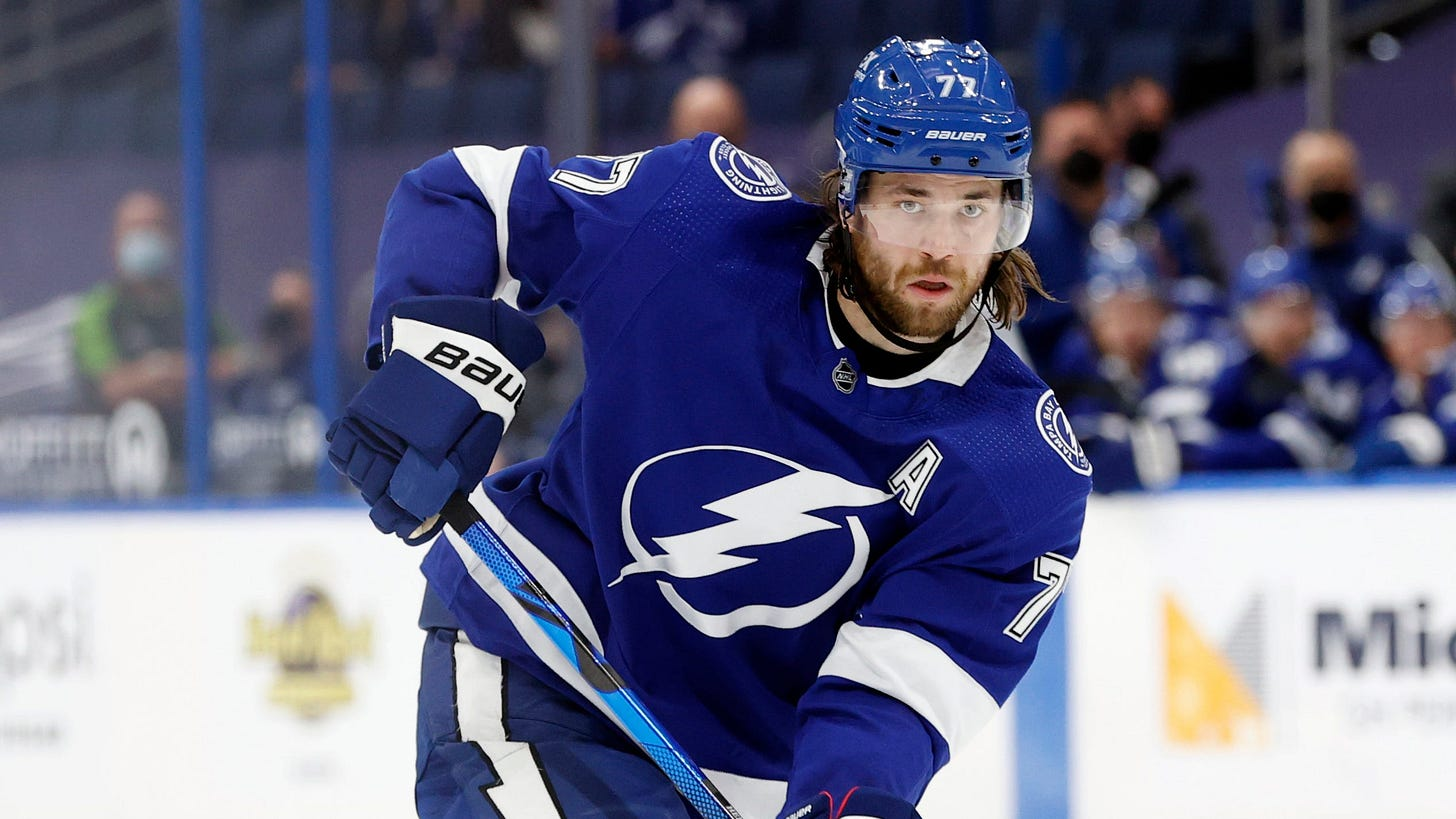 NHL playoffs: Hedman, Lightning among teams showing troubling signs