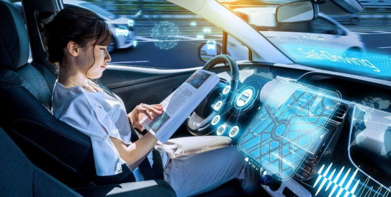 Envisioning a self-driving car experience