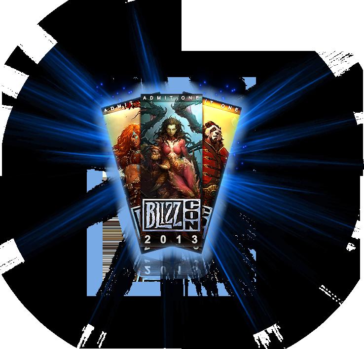 blizzcon-2013-tickets-logo