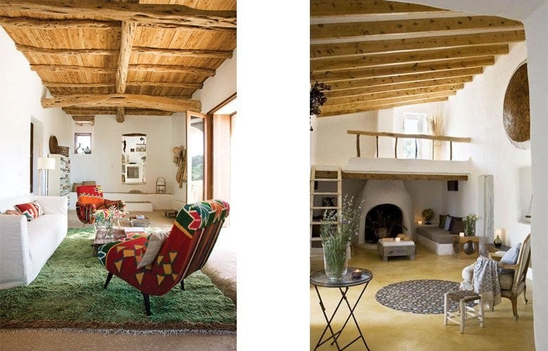 Diseño de interiores sustentable y estetica