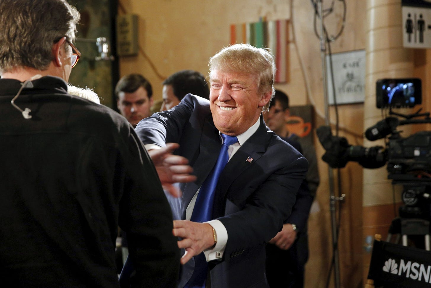 Joe Scarborough Asked Trump 'Can You Read?' and There Was 'Awkward ...