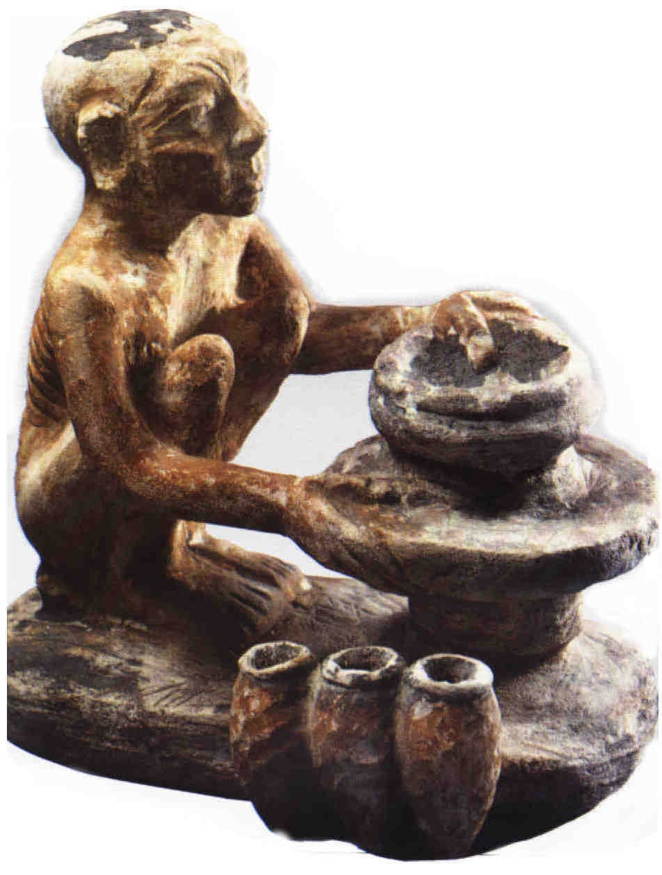 Dendera   In the Artifact Lab
