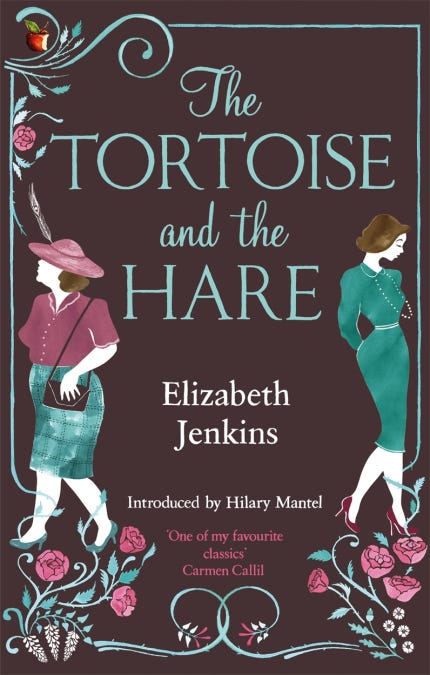 The Tortoise And The Hare by Elizabeth Jenkins | Hachette UK