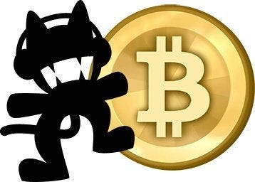 What about the Monstercat Bitcoin Store? : Monstercat