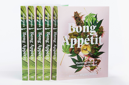 Cover of Bon Appetit by the editors of Munchies