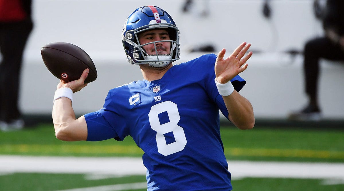 NFL Mailbag: How high Is Daniel Jones's ceiling? - Sports Illustrated
