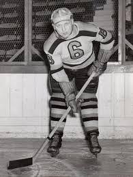 Jack Crawford 1940 Boston Bruins | HockeyGods