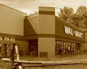 The Winesburg Wal-Mart.