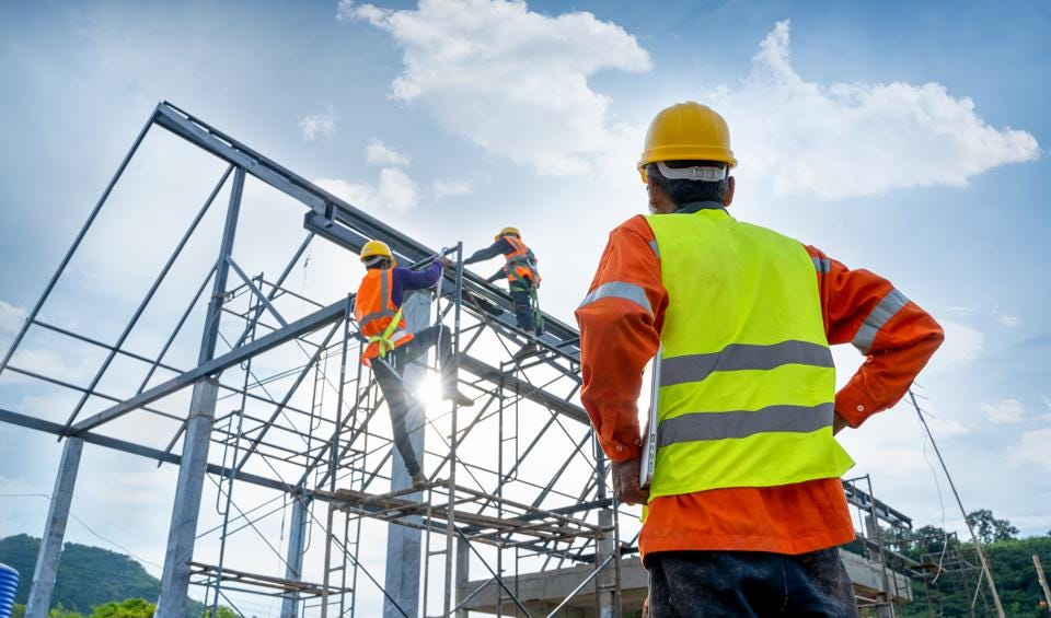 Building Up Britain: Why Construction Needs A Restructure