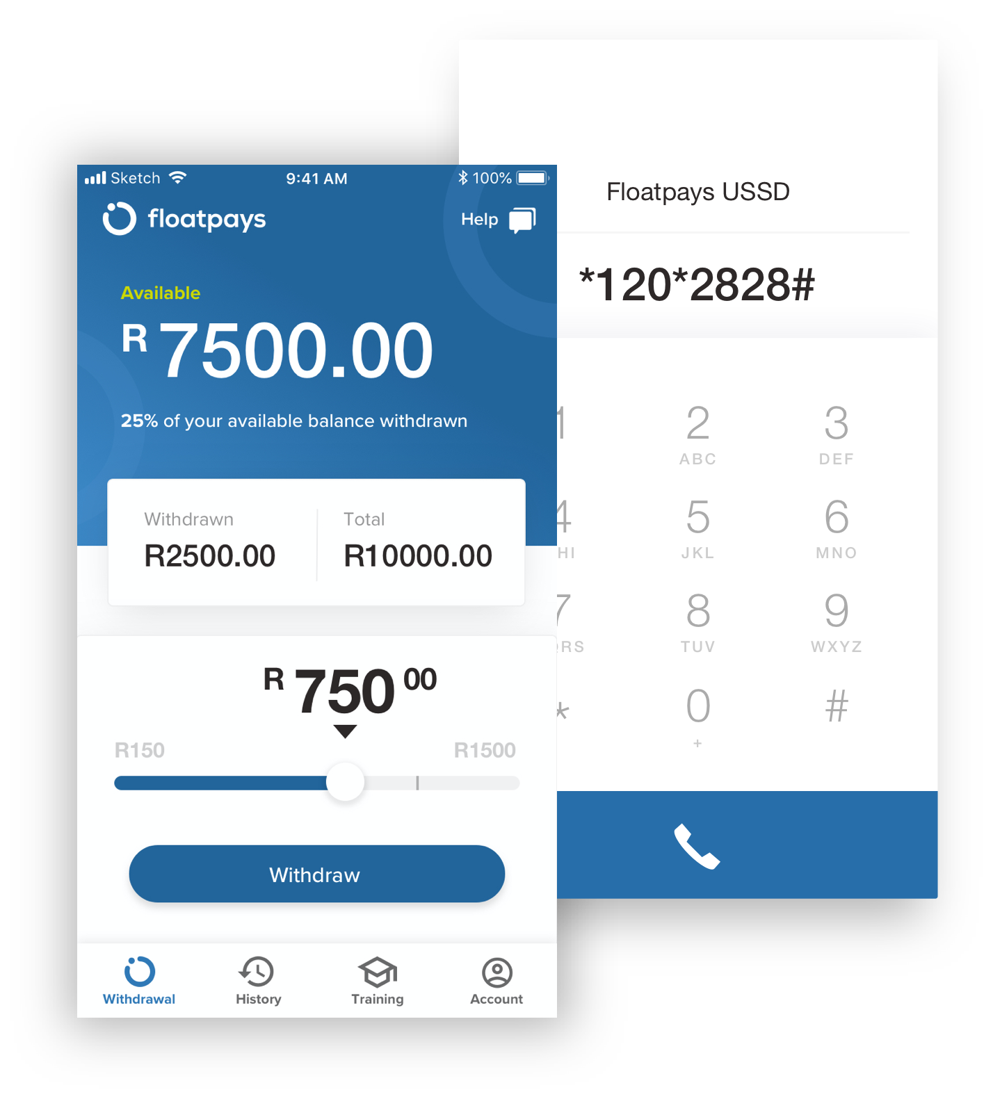Floatpays – Financial wellbeing made simple