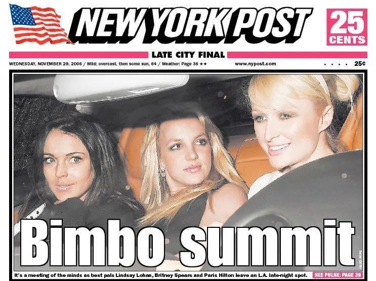 Image result for bimbo summit