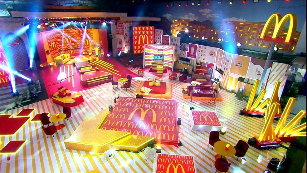 Resumo BBB21 14/03: Festa McDonald's é marcada por muita conversa sobre  voto e acerto de contas | resumo | Gshow