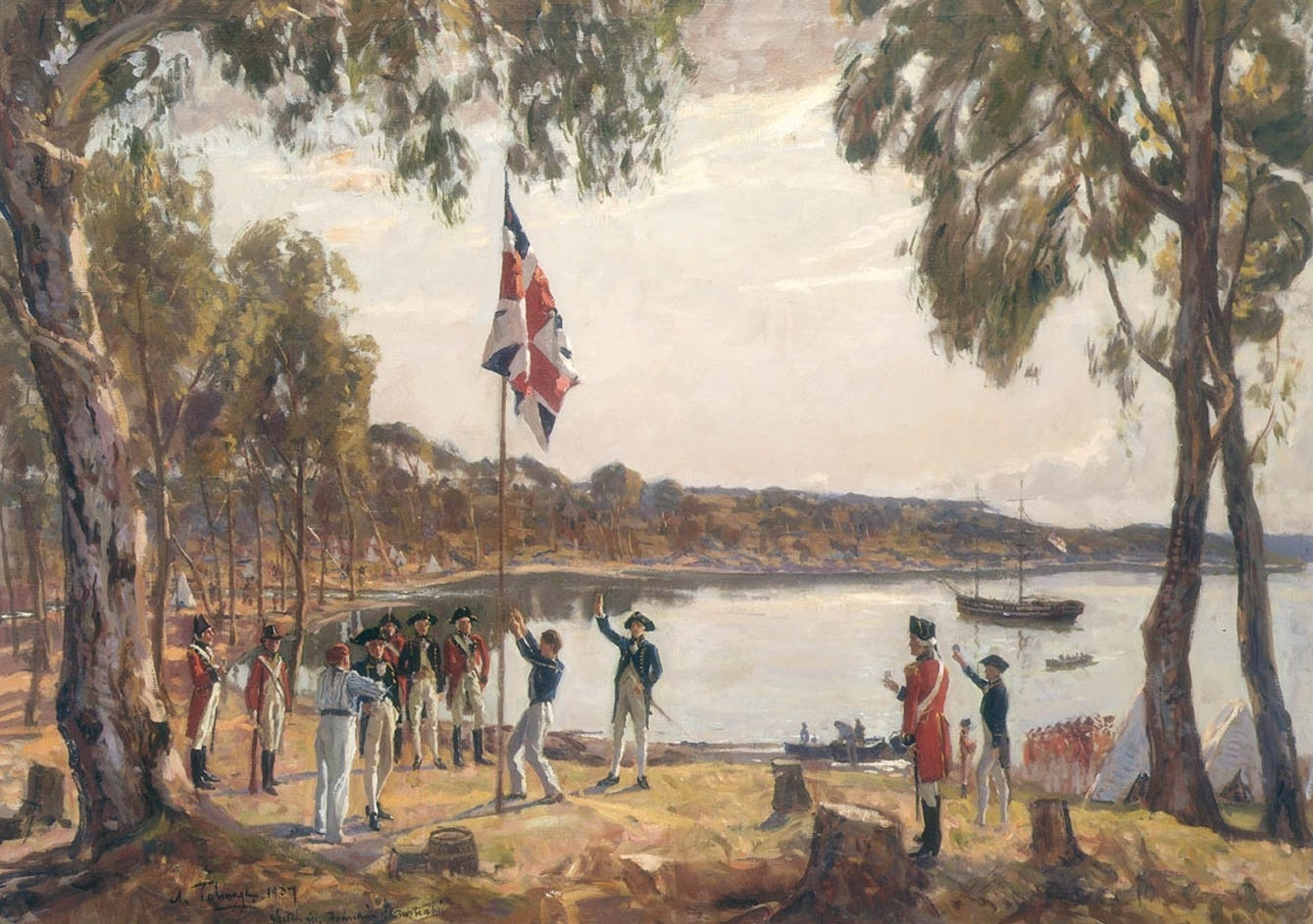 How Botany Bay was chosen over Africa as a new British penal colony | UNSW  Newsroom