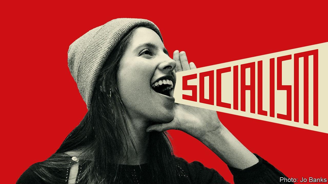 The resurgent left - Millennial socialism   Leaders   The Economist