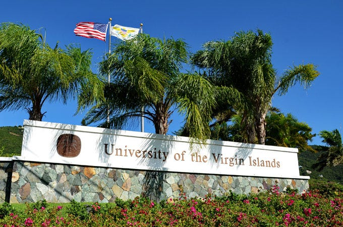 Image result for university of the virgin islands