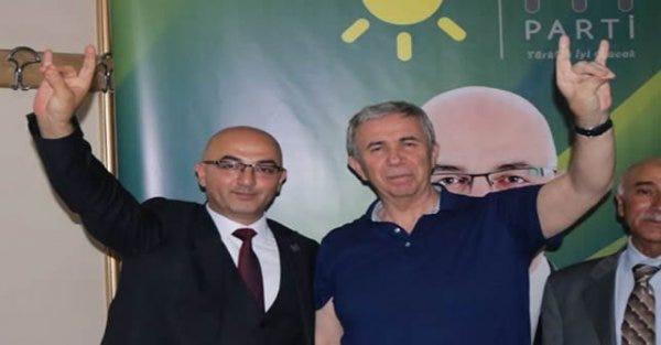 Mansur Yavaş'tan Necmettin Erbakan paylaşımı