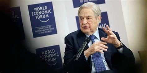 US Billionaire George Soros Slams Modi Over Kashmir Issue