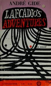 Cover of: Lafcadio's adventures. | André Gide