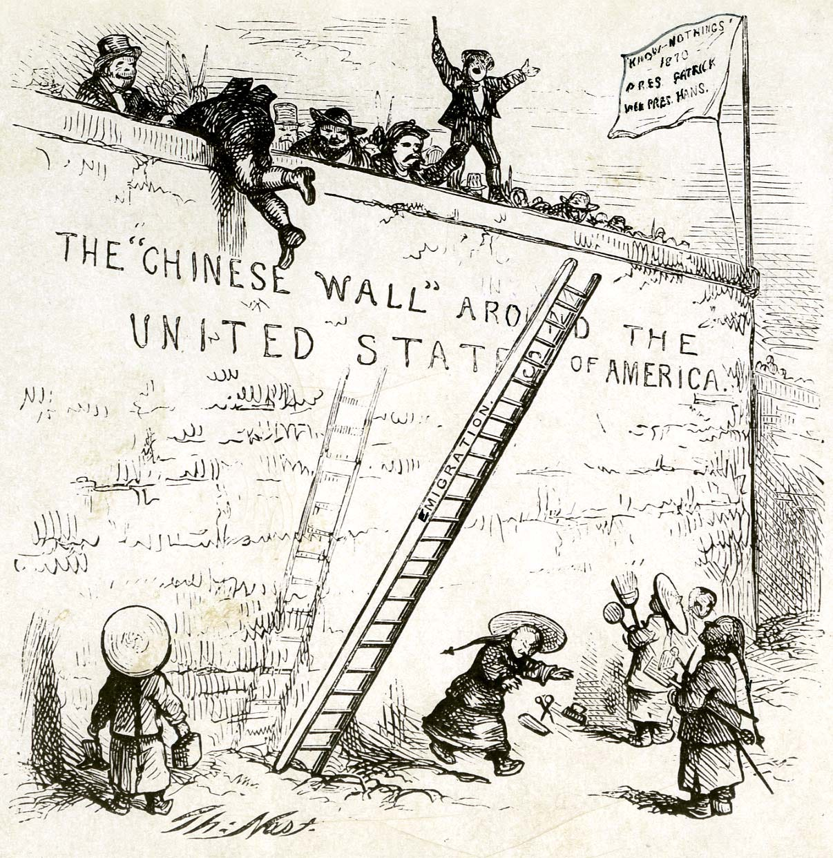 Chinese Exclusion Act | Definition, History, & Facts | Britannica