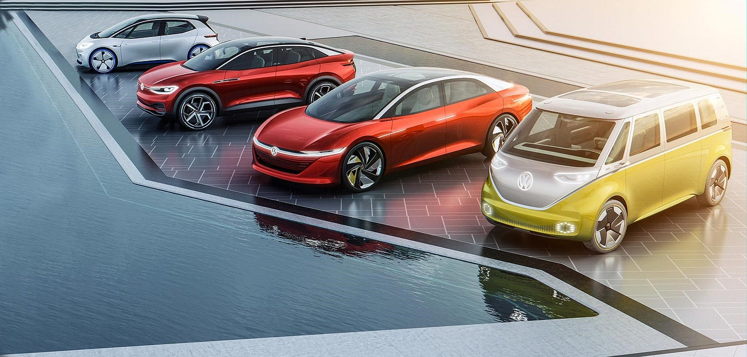 Volkswagen electric cars: what you need to know | CAR Magazine