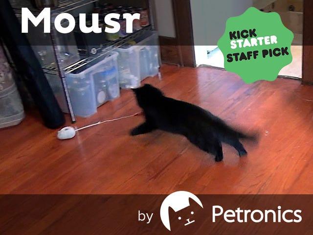Mousr by Petronics