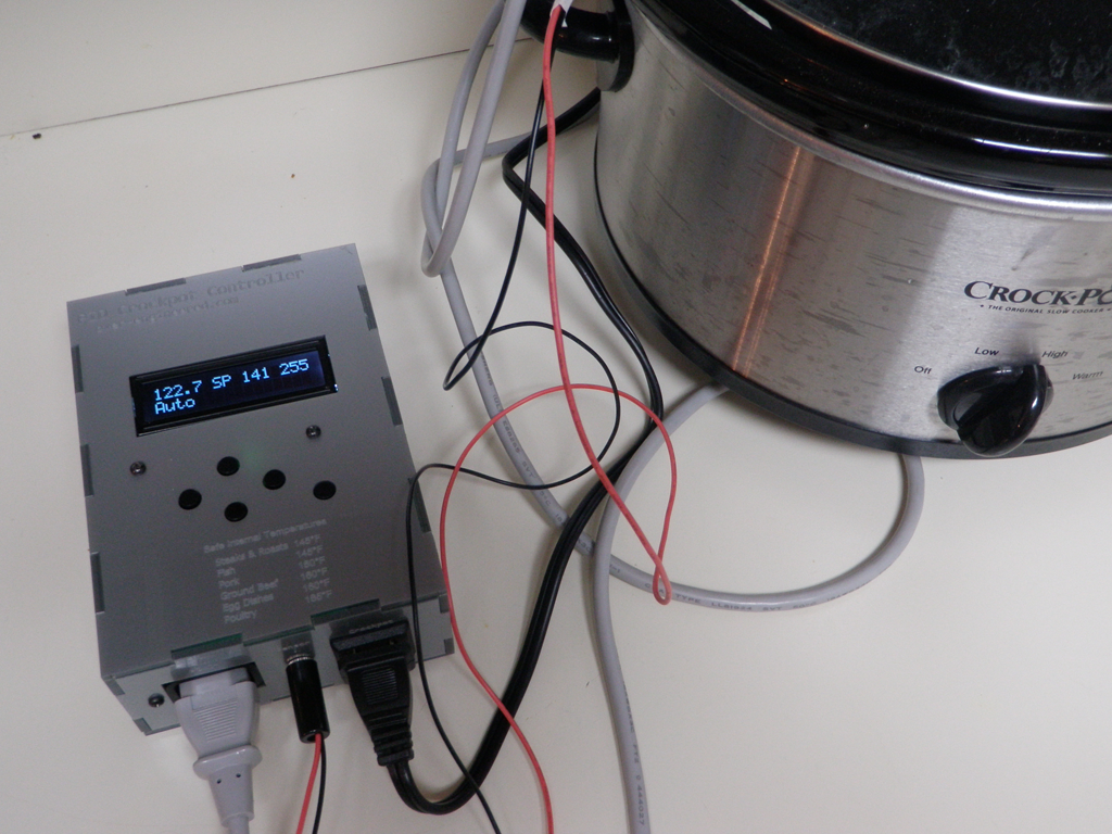 Image result for pid controller and crock pot