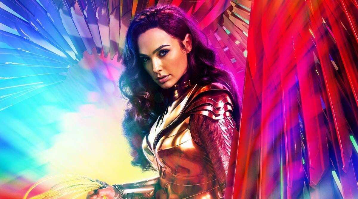 Wonder Woman 1984 release LIVE UPDATES: 'Pedro Pascal is so good' |  Entertainment News,The Indian Express