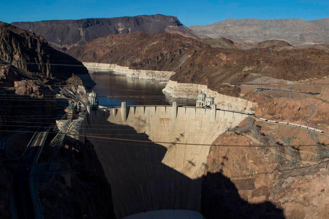 Park rangers take over law enforcement duties at Hoover Dam   Las Vegas  Review-Journal