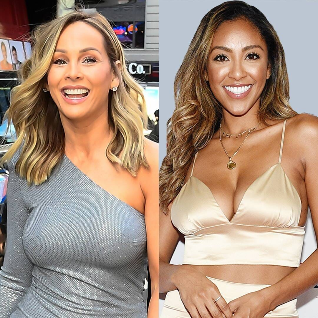 Bachelor Nation Stars React to Tayshia Adams Replacing Clare Crawley - E!  Online