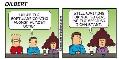 Image result for software specification comic | Work humor ...