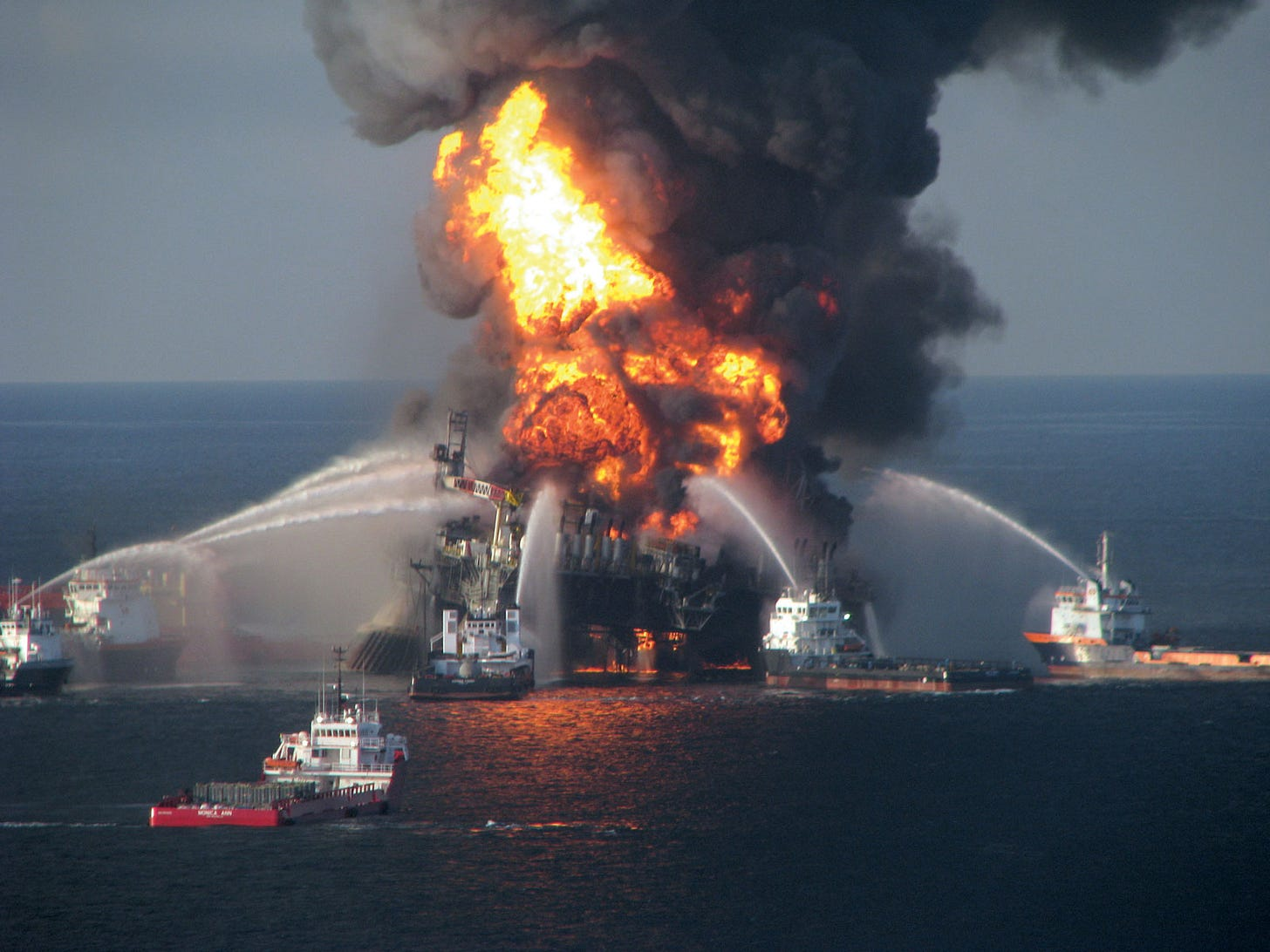 Deepwater Horizon oil spill   Summary, Effects, Cause, Clean Up, & Facts    Britannica