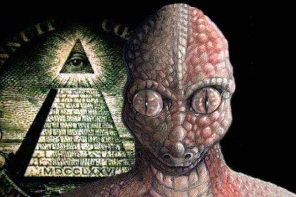 Ten Things You Should Know About The Reptilian Elite ...