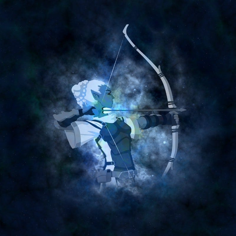 Tough Love Astrology—Sagittarius