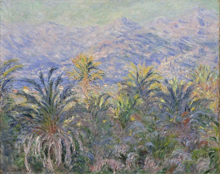 File:Claude Monet - Palm Trees at Bordighera.jpg