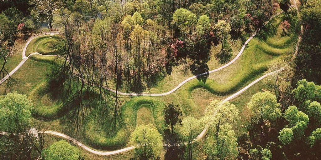 Update MW: Serpent Mound Vandalism, Vandal charged ...