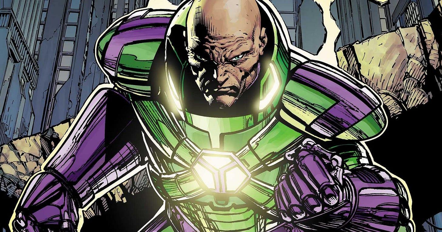 Superman: 5 Best Versions of Lex Luthor (& the 5 Worst) | CBR