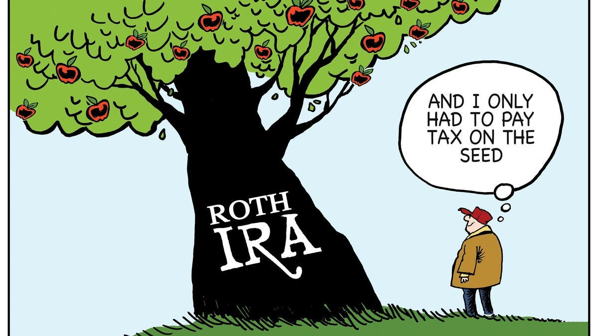 Now Is The Best Time In History To Do A Roth IRA Conversion