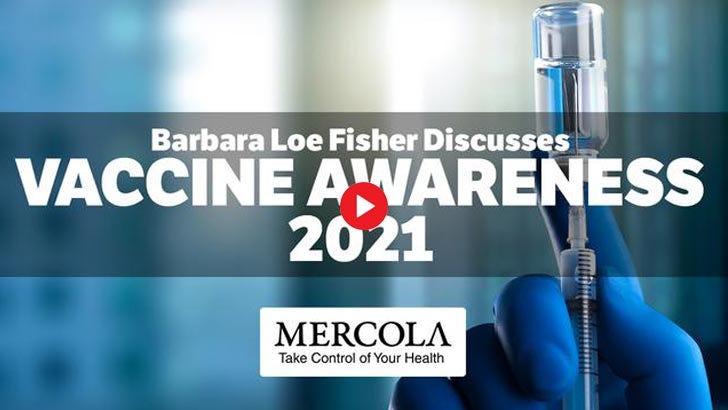 Vaccine Awareness 2021- Interview with Barbara Loe Fisher