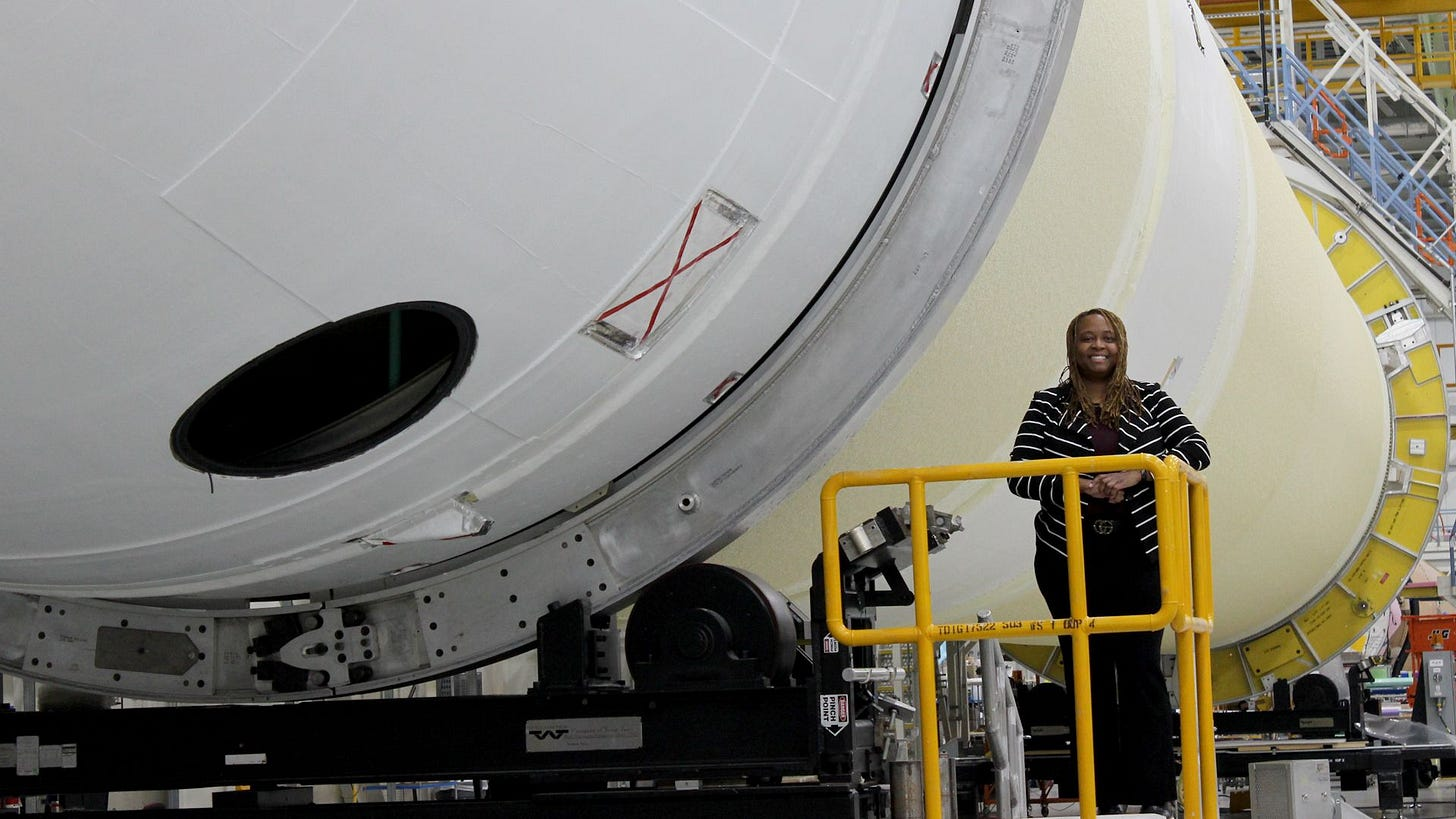 Fairfield native, Alabama A&M University alumna plays significant role in  getting rover to Mars