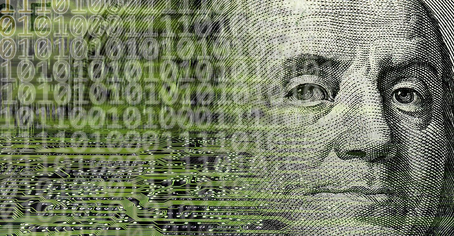 Image result for digital dollar