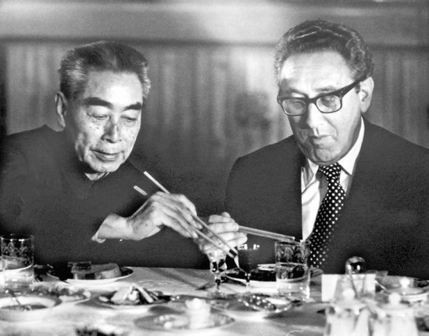 On China' by Henry Kissinger: Book review - Los Angeles Times