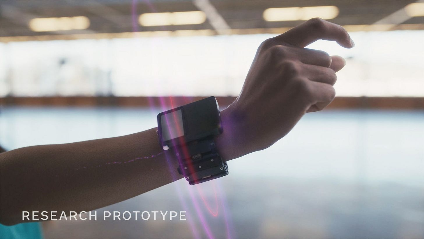 Facebook Finally Explains Its Mysterious Wrist Wearable | WIRED