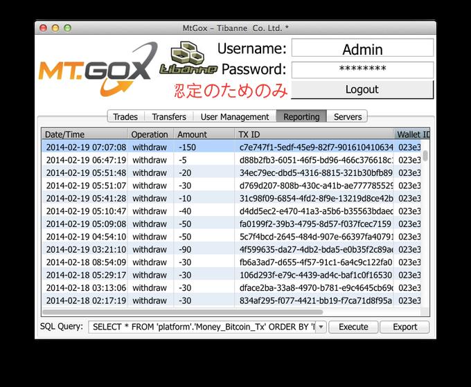 Mt.Gox Hack Allegedly Reveals Bitcoin Balances, Customer Account Totals    TechCrunch