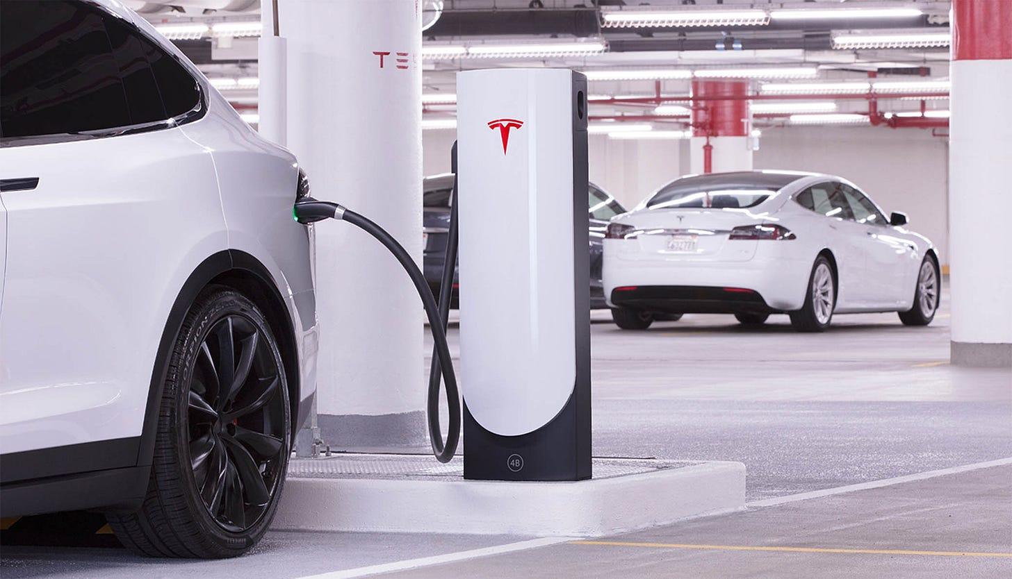 Supercharging Cities | Tesla Australia