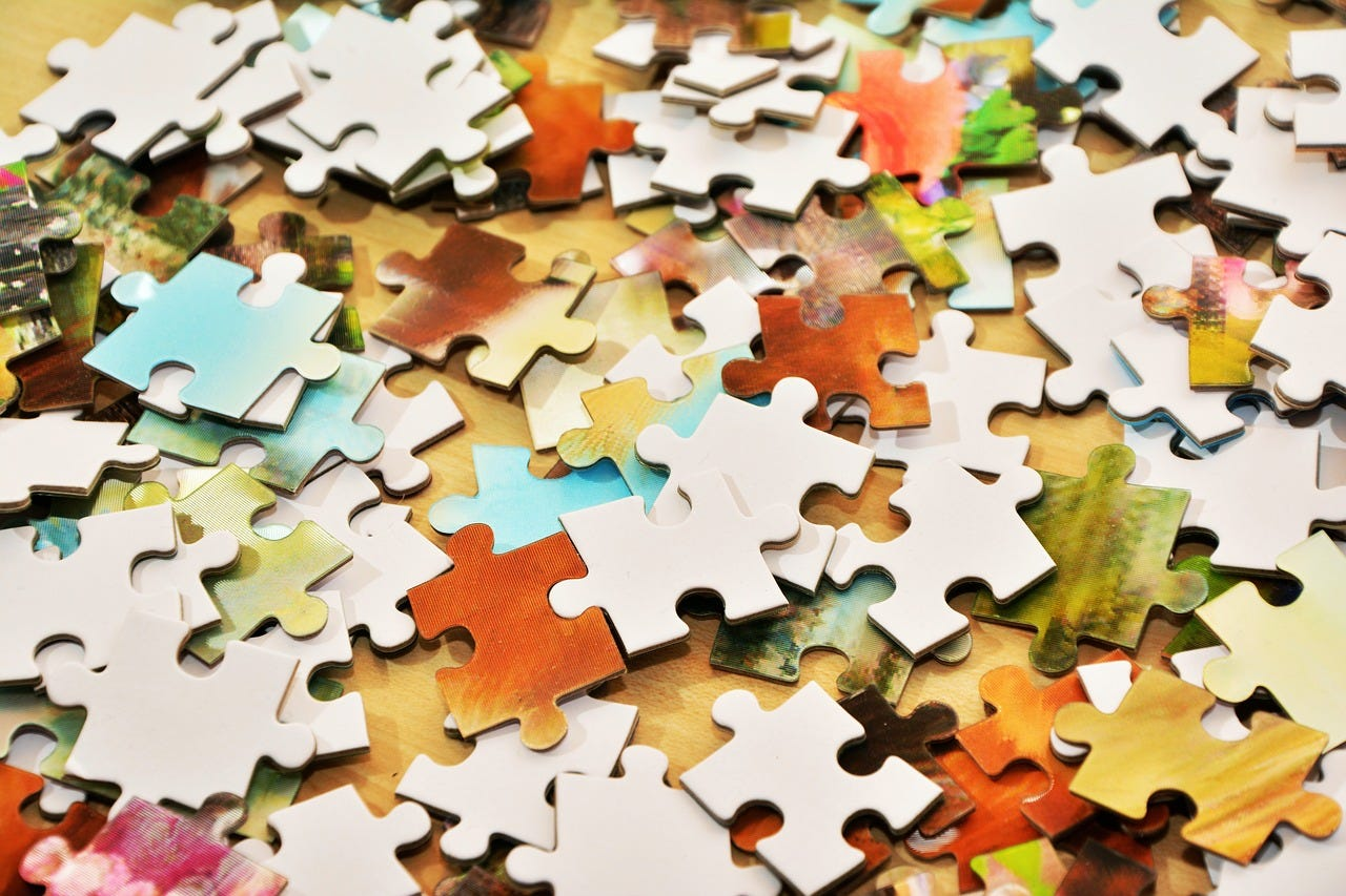 Pieces Of The Puzzle - Free photo on Pixabay