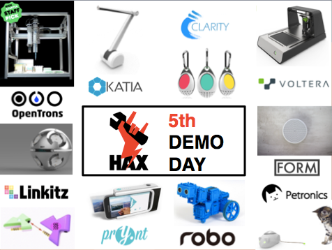 HAX 5th Demo Day