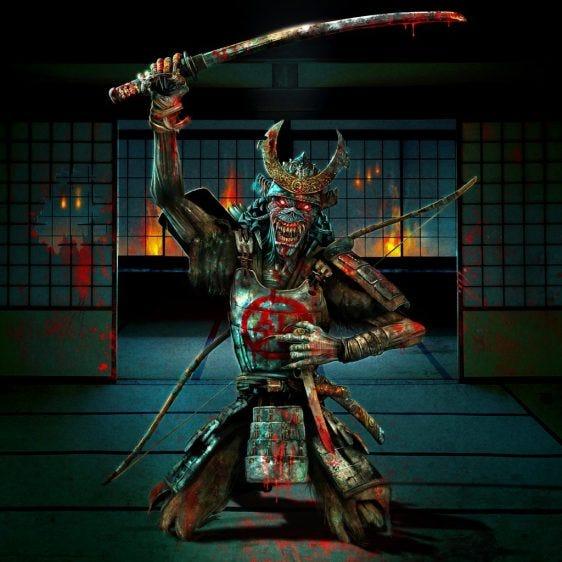 """IRON-MAIDEN-SENJUTSU Iron Maiden: una riflessione su """"Senjutsu"""""""