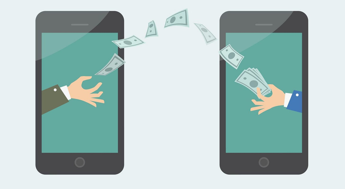 What is a mobile money service? Why is it needed? - FBK Magazine